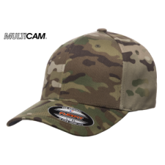 Кепка FlexFit 6277MC MULTICAM