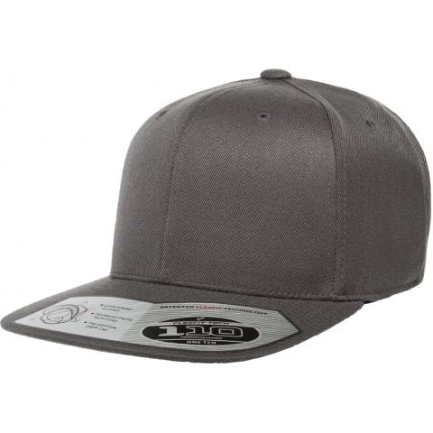 Кепка Flexfit® 110F Pro-Formance Dark Grey