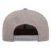 Кепка FlexFit 6089М - Classic Snapback Heather Grey